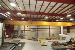 1 - Zenar 30-Ton x 100' Span Double Girder Bridge Crane
