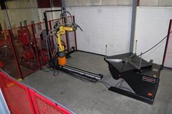 1 - Fanuc/Lincoln/Pandjiris Robotic Welding Cell