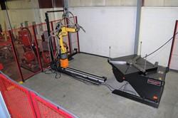 1 - Fanuc Fanuc/Lincoln/Pandjiris/JPW Pre-Heat and Stress Relieving Robotic Heat Treat System