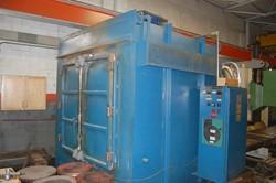 1 - L&L Special Furnace DV4872-FD22-01-6704-240R3T-E06 Floor Standing Recirculating Electric Tempering Furnace