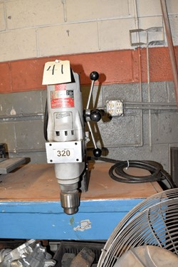 1 - Milwaukee Magnetic Based Drill Press
