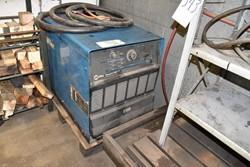 1 - Miller CC CV/DC, 650-Amp Capacity Welder
