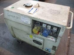 1 - Suntom SDE 6500T Diesel Generator