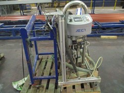 1 - Ciject JEC Mobile Pump / Adhesive Mixer