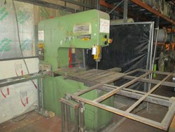 1 - StartRite 316H Vertical Band Saw