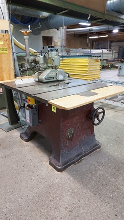 1 - Whitney 77 Table Saw