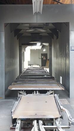 1 - Multi-Station Paint System