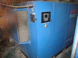 1 - Worthington Creysennsac RLR75V7 9.5 Bar Packaged Air Compressor