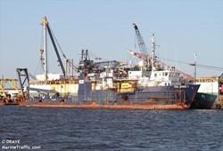 1 - CAL DIVER 1  Diving Support Marine Vessel