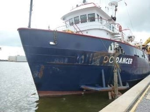 Dive & Marine Service Vessels