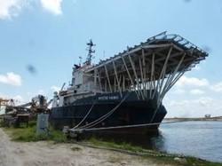 1 - MYSTIC VIKING  Diving / Offshore Construction Marine Vessel