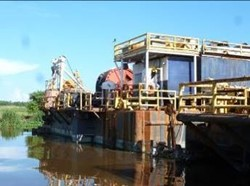 1 - DC RIDER  Pipelay Barge