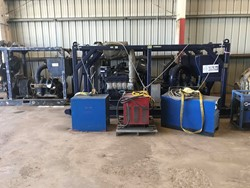 1 - 6 x 6 Subsea Pipe Burial Jet Pump