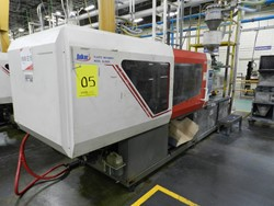 1 - Belken BL 200EK 200-Ton Plastic Injection Molding Machine