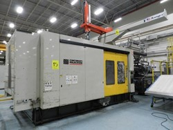 1 - Cincinnati Milacron ML1800-362 1800-Ton x 362-Oz. Injection Molding Machine