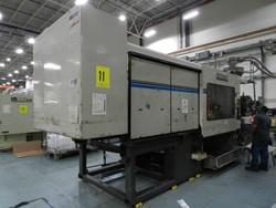 1 - Cincinnati Milacron VH752-140 750-Ton x 140-Oz. Injection Molding Machine