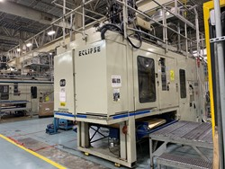 1 - Cincinnati Milacron Eclipse Blow Molding Machine
