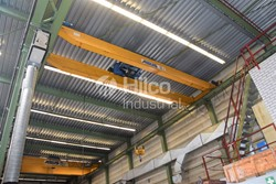 1 - ABUS 16T Overhead Crane