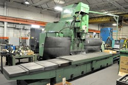 1 - Cincinnati Milacron CNC Vertical Milling Machine
