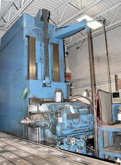 1 - Cincinnati Hydrotel Horizontal Milling Machine