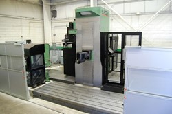 1 - OMV Parpas Electra 5-Axis, High-Dynamic Travelling Column CNC Milling Machine