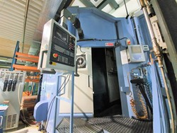 1 - MCM Jet Five Mirror 5 axis Machining Center
