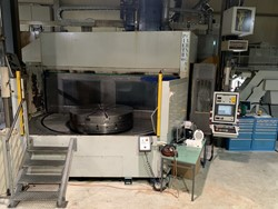 1 - Carnaghi AC20TM/1600 Vertical Turning and Milling Lathe