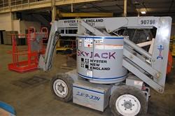 1 - Skyjack SJK8-33N 500 Lb. Capacity x 33' Reach Boom Lift