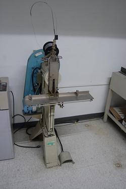 1 - Bostitch 7AW Stitcher