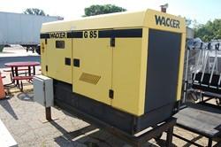 1 - Wacker G85 83 kVa Diesel Generator