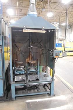 1 - Bancroft 3-Station Pre-Heat Welding Cell