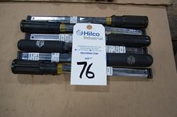 1 - Lot of 6 Sturtevant 750 In. Lb. Torque Tool