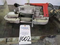 1 - Milwaukee 6225 6 in. Portable Band Saw