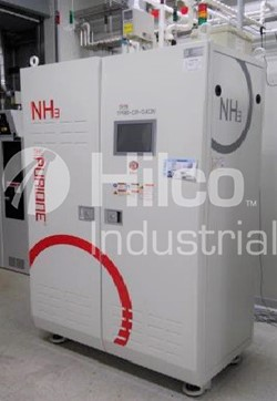 1 - TERATECH TPAM-CA-040N  NH3 Purifier (Regen Type)