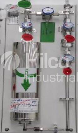 5 - TERATECH Model TPN-LP-500S(100S)  N2 Purifier (IN LINE Type)