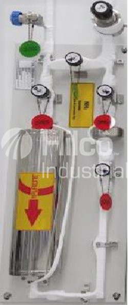 5 - TERATECH Model TPAM-LP-500S(50S)  NH3 Purifier (IN LINE Type)