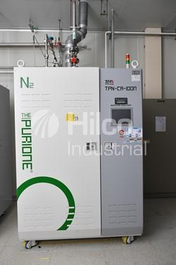1 - TERATECH Model TPN-CA-100N  N2 Purifier (Regen Type)
