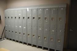 1 - Lot of 36 Half Height Storage Locker