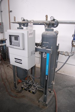 1 - Atlas Copco CD110+ Twin Tower Desiccant Air Dryer