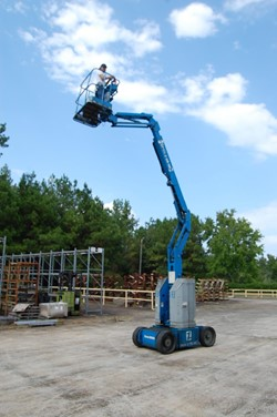 1 - Genie Z-30/20N Articulating Boom Lift