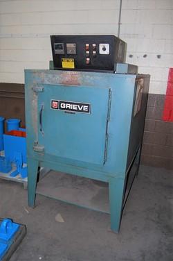1 - Grieve AF-650 Electric Batch Oven