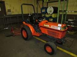 1 - Kubota B1750 Diesel Tractor