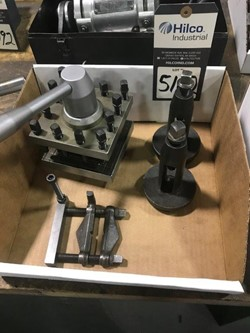 1 - Lot Assorted Lathe Tool Post Tool Holder