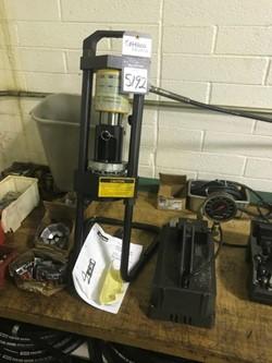 1 - Parker Karrykrimp Hydraulic Hose Crimping Press