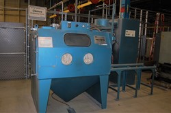 1 - P & G Pram 31 Abrasive Blast Cabinet