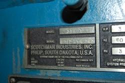 1 - Scotchman 314T 35 Ton Hydraulic Ironworker