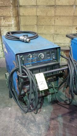 1 - Miller Gold Star 452 Welding Power Source Welder