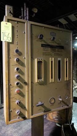1 - Union Carbide Flow Control Unit