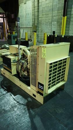 1 - Kohler Fast Response 30 Generator