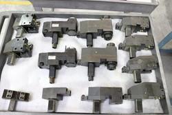 1 - Sandvik Coromant CNC Turning Center Live Tooling Tool Holder